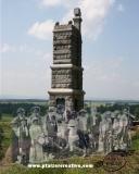 The 91st Pennsylvania Infantry, Little Round Top, Gettysburg 1913