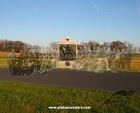 9th New York Cavalry Day One Battlefield, Gettysburg